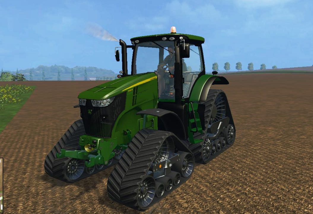 Johndeere 7310R QuadTrac