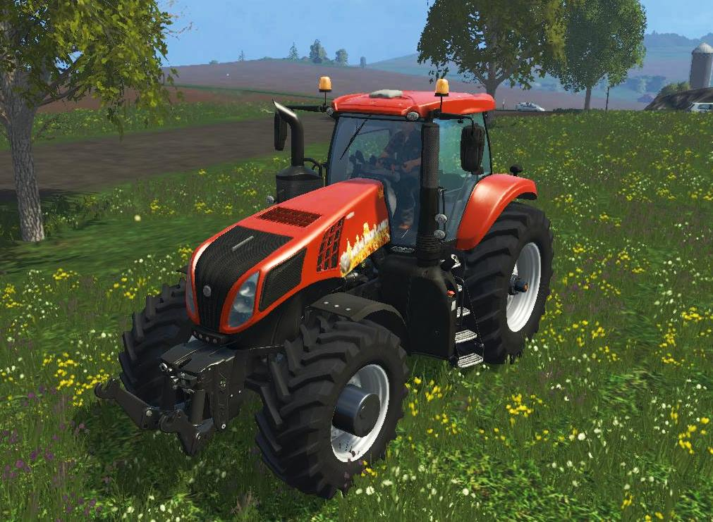 New Holland FireFly
