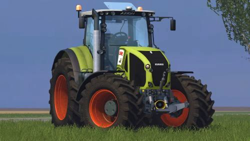 KLAAS 950 for FarmingSimulator2015