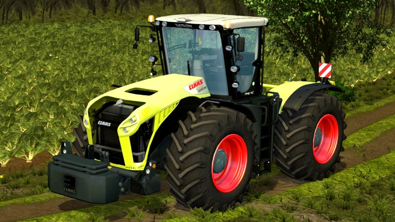 CZMOD CLAAS Xerion 4500 2 5 1
