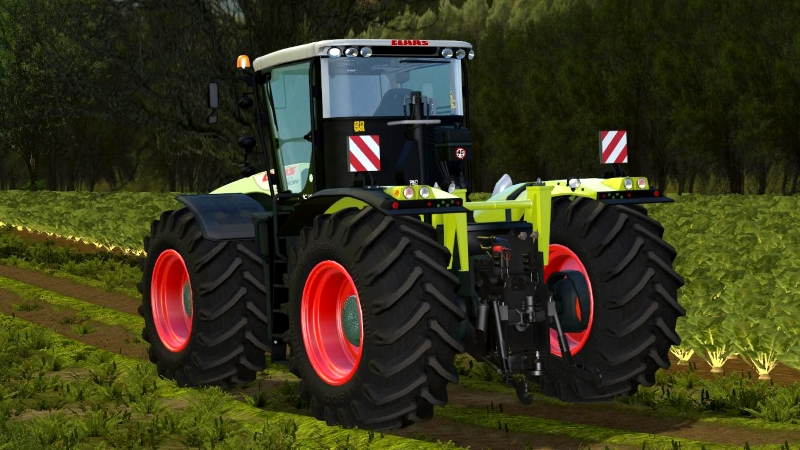 CZMOD CLAAS Xerion 4500 2 5 2
