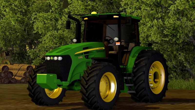 JohnDeere 7195j 1