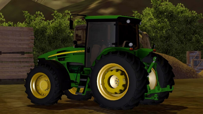 JohnDeere 7195j 2
