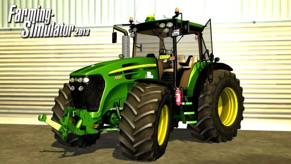 JohnDeere 7930