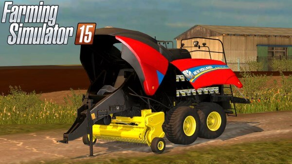 NewHolland BB340 Beta