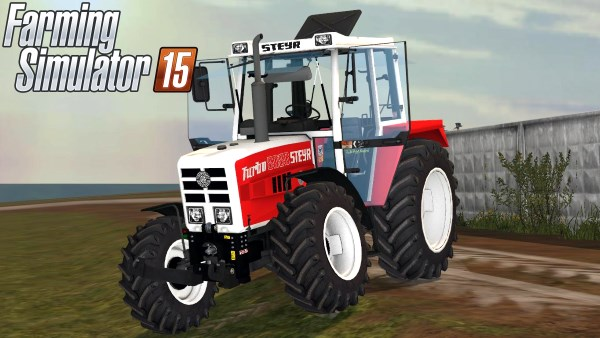 Steyr8080aTurbo SK2 LA Electronic